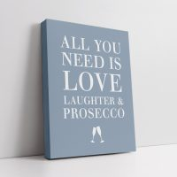 Prosecco Canvas