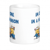One in a Minion Mug