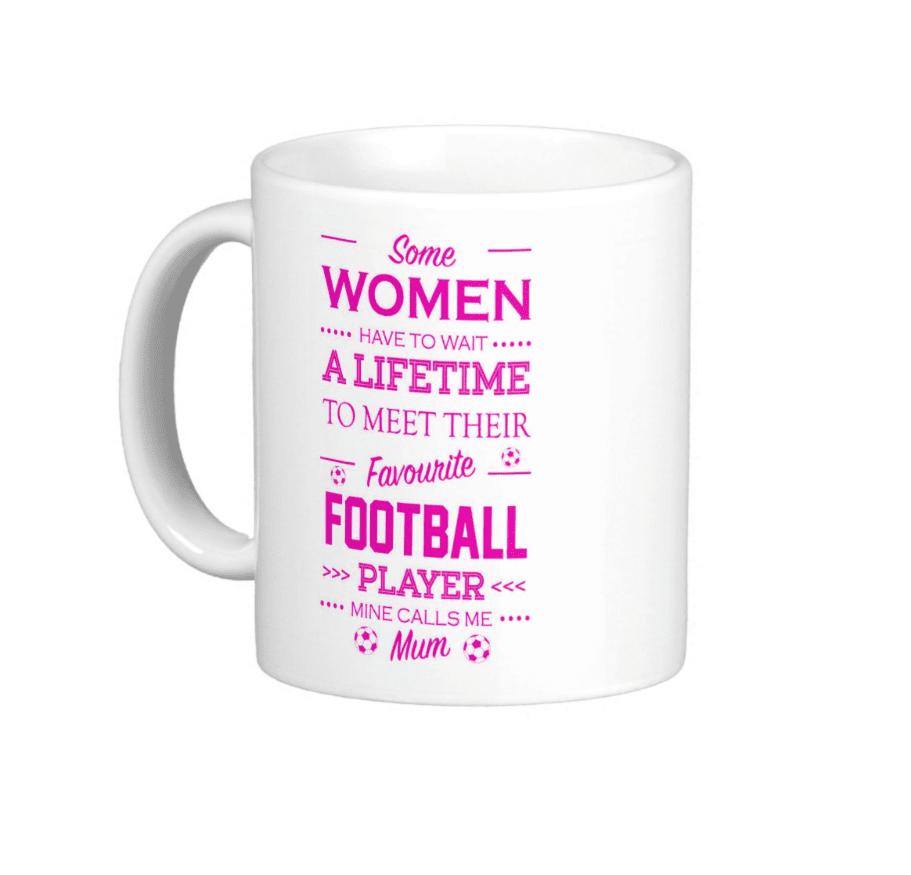 Football Mum Mug