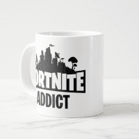 Fortnite Addict Mug
