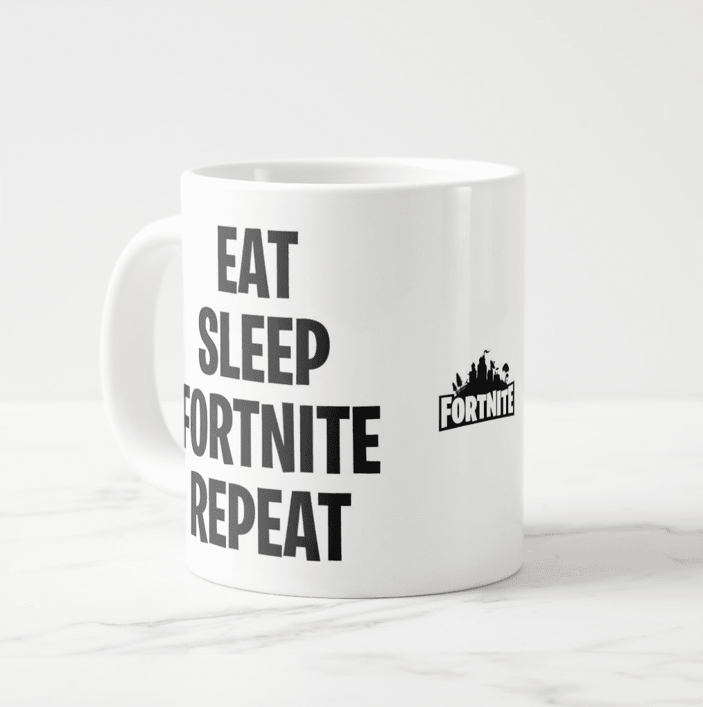 Fortnite East, Sleep, Fortnite, Repeat