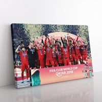 Liverpool World Club Cup Winners Canvas