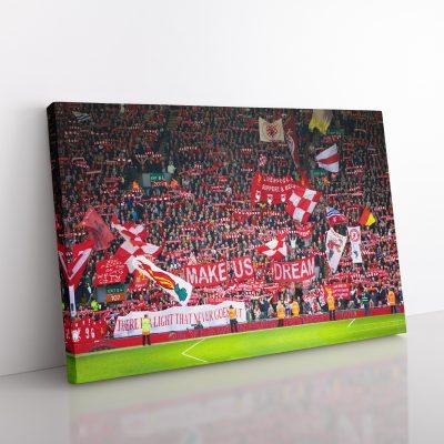 LFC Kop Canvas