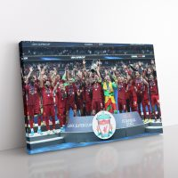 Liverpool Super Cup Canvas