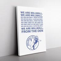 Millwall Song Canvas v2