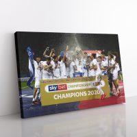 Leeds United Canvas