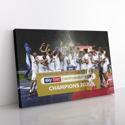 Leeds United Canvas