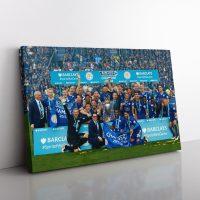 Leicester City Canvas
