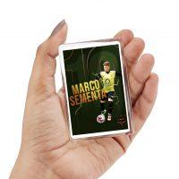 Personalised Photo Acrylic Magnet