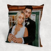 Photo on a Cushion