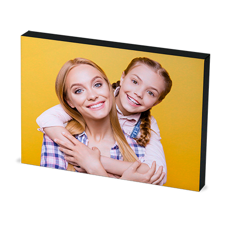 Personalised Photo Desk Block