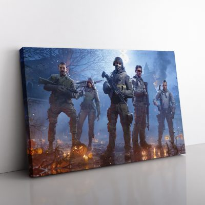 Call of Duty Canvas