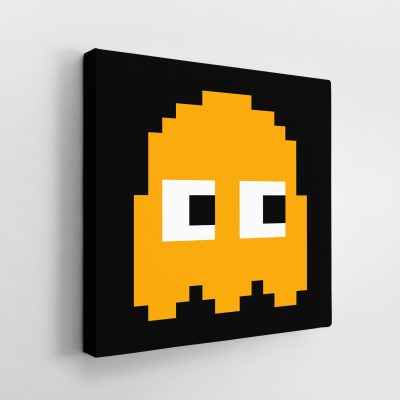 Pacman Clyde Canvas