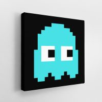 Pacman Inky Canvas