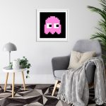 Pinky White Frame