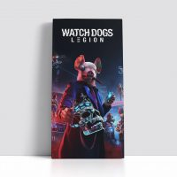 Watchdogs Canvas