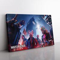 Watchdogs Canvas