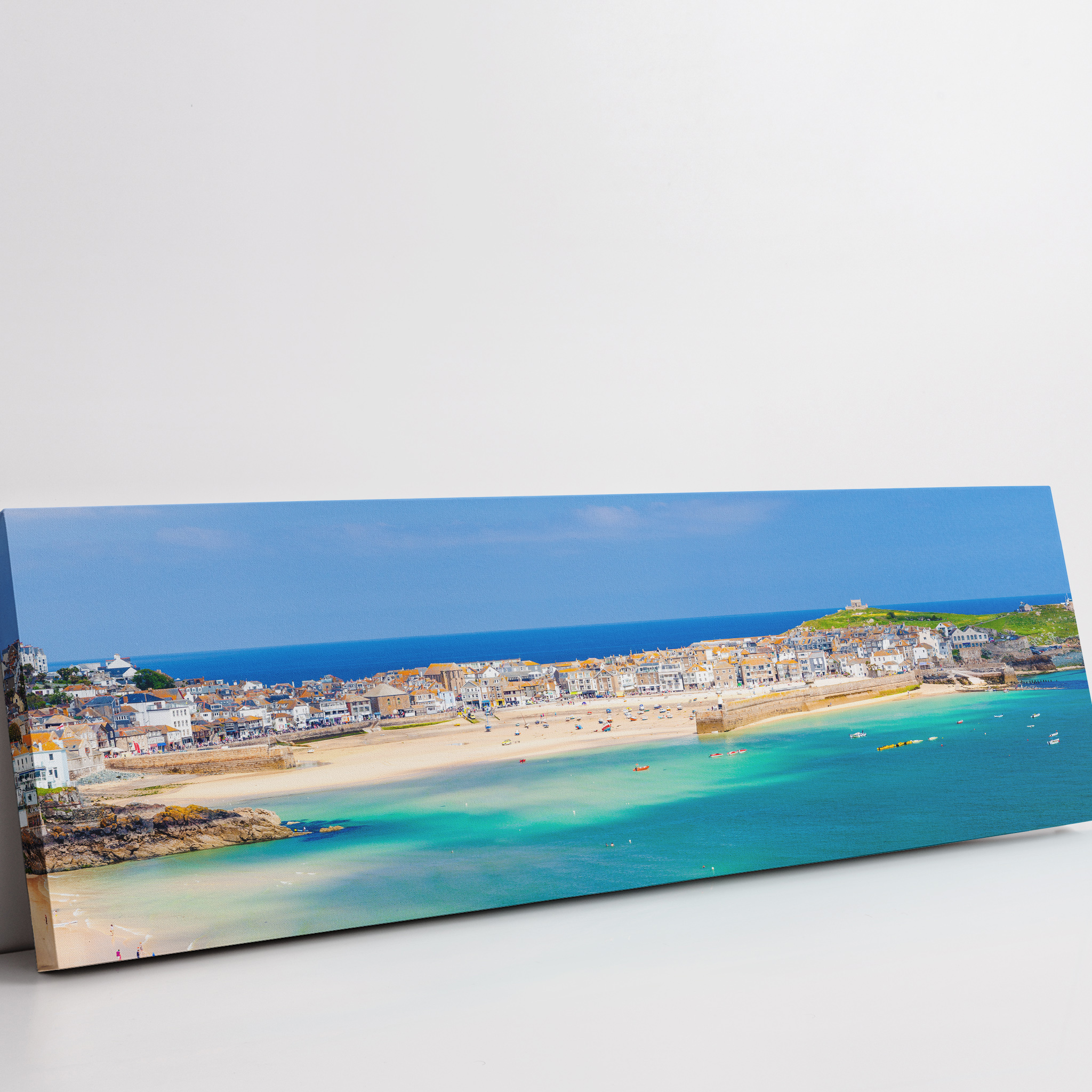 Your Photo onto Canvas Panoramic