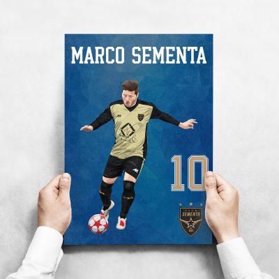 Personalised Design #2 - Poster - Team Sementa