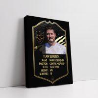 FIFA Card #2 Canvas