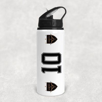 Name & Number Travel Bottle Team Sementa