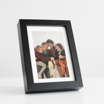 Small Black Photo Frame