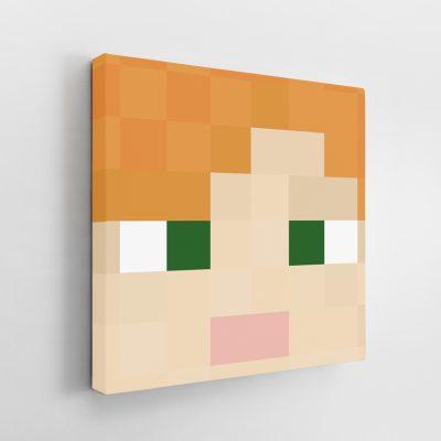 Minecraft Alex